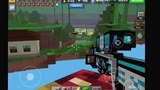 getlinkyoutube.com-Pixel Gun 3D: Utopia ( Glitch ) 9.0.4