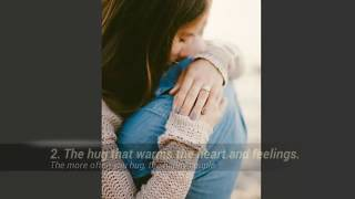 6 Reasons Why The Husband Must Often HUG Wife