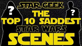 getlinkyoutube.com-Top Ten Saddest Star Wars Scenes / Moments - Star Geek