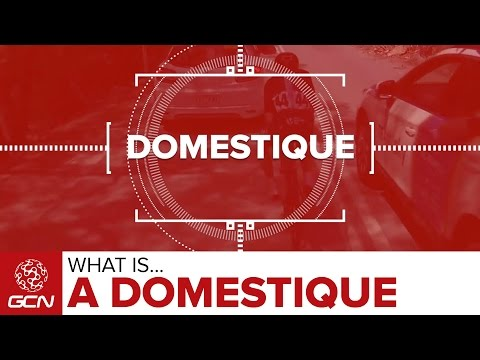 What Is A Domestique? | Road Racing Explained