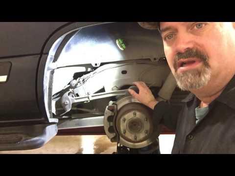 Расположение датчика абс у Cadillac ELR