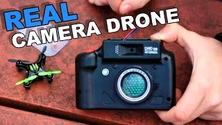 getlinkyoutube.com-World's First Camera Drone For Real - DH D2 Mini Quadcopter - TheRcSaylors
