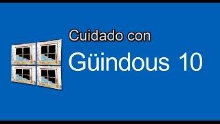getlinkyoutube.com-Cuidado con el Windows 10