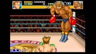 getlinkyoutube.com-Super Punch-Out!! - SNES - Speed Run - NO CHEATS - NO DAMAGE