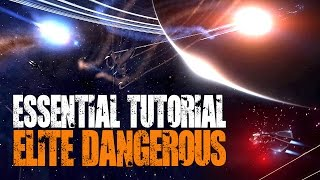 getlinkyoutube.com-Elite: Dangerous - Getting Started Tutorial - The New Player Survival Guide