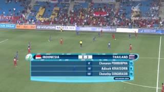 getlinkyoutube.com-ฟุตบอล เอเชียนเกมส์ ครั้งที่17 ทีมชาติไทย 6-0 ทีมชาติอินโดนีเซีย 22-09-2014