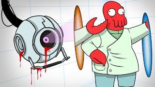 getlinkyoutube.com-GMOD DEATHRUN PORTAL! (Garry's Mod Sandbox Funny Moments)