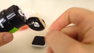 getlinkyoutube.com-Fixing Scratches on Apple Watch [FAILED]