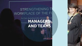 CliftonStrengths Summit Spotlight - Managers and Teams