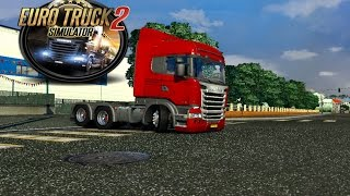getlinkyoutube.com-Euro Truck Simulator 2- #18 Mod Scania Streamline Brasileira