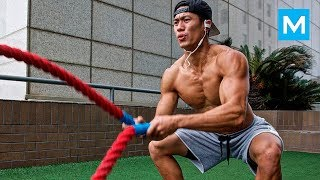 SUPER EXPLOSIVE WORKOUTS - Kevin Lo | Muscle Madness