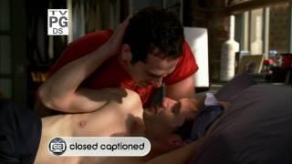 getlinkyoutube.com-Kevin and Scotty Kisses 04-18-10