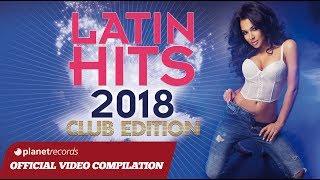 LATIN HITS 2018 😃 LATINO PARTY MIX 🔊 FIESTA LATINA 🎉 BEST REGGAETON, FITNESS MUSIC, SALSA BACHATA width=