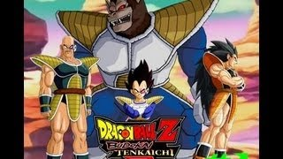 getlinkyoutube.com-DRAGON BALL Z BUDOKAI TENKAICHI 3 LATINO VERSION FINAL GAMEPLAY PART 1