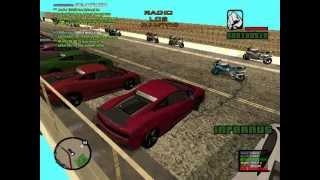 getlinkyoutube.com-Grand Theft Auto: San Andreas Multi Player Gameplay!