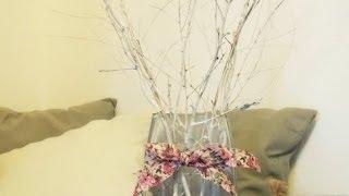 getlinkyoutube.com-DIY: come realizzare rami decorativi per un tocco shabby chic alla tua casa