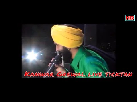 kanwar grewal live ticktan at padrana