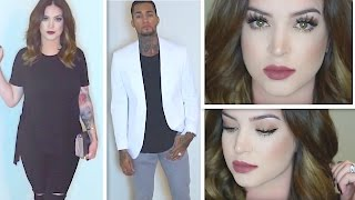 getlinkyoutube.com-Date Night GRWM ♡ Mr. + Mrs. Outfits