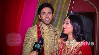 getlinkyoutube.com-Kabir and Nisha WEDDING KISS | Nisha Aur Uske Cousins | Mishkat Varma | Aneri Vajani | EXCLUSIVE