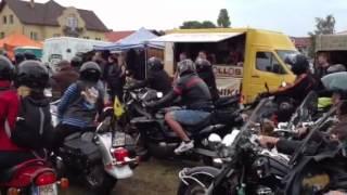 getlinkyoutube.com-Zlot motocykli Łeba 2012