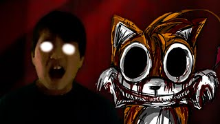 getlinkyoutube.com-Herobrine vs Tails Doll - Epic Rap Battles of Creepypasta 3