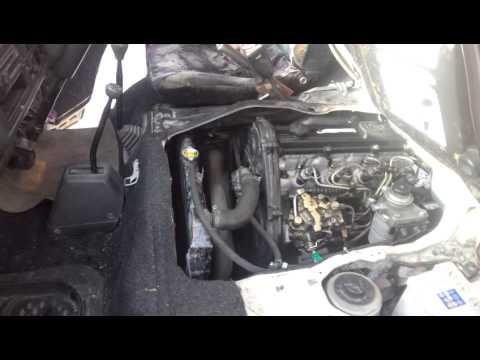 Запуск двигателя R2 Mazda Bongo 1988 г.в.