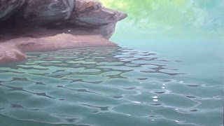 getlinkyoutube.com-How To Paint Waves - Lesson 4 - Ripples