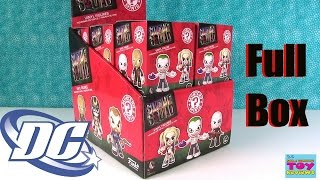 getlinkyoutube.com-Funko Suicide Squad Mystery Minis Blind Bag Full Box Unboxing | PSToyReviews