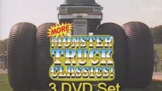 getlinkyoutube.com-MONSTER TRUCK CLASSICS BEST CRASHES  Battle, Return and War of the Monster Trucks