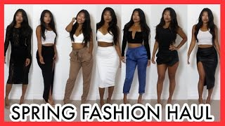 Spring Fashion Haul - Hot Miami Styles