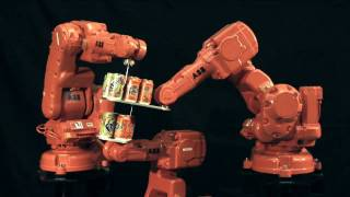 getlinkyoutube.com-ABB Robotics - Fanta Can Challenge- Level II - Superior Motion Control