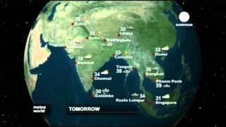 getlinkyoutube.com-Euronews 2011 - closing no comment - meteo world - opening news