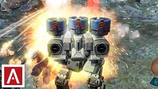 War Robots [WR] - Ancile Gameplay (12 Anciles!)
