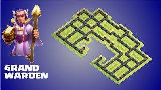 Clash of Clans | HDV 8 RUSH | VILLAGE TROLL