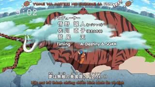 getlinkyoutube.com-[Okami][Vietsub+Kara] Toriko Opening 01 HD