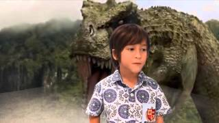 getlinkyoutube.com-Dinosaurs green screen