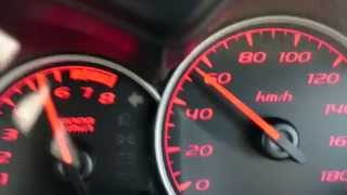 getlinkyoutube.com-MITSUBISHI COLT RALLIART Version-R CVT 0-100km/h