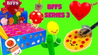 Kidrobot BFFS Series 3 - Full Case Blind Box Toy Unboxing by Fizzy Toy Show