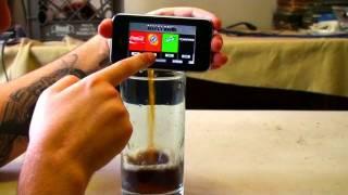 getlinkyoutube.com-New Soda Fountain App For iPhone?!?!