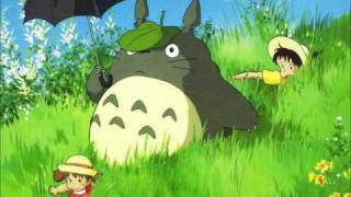 getlinkyoutube.com-My Neighbor Totoro - Path of the wind