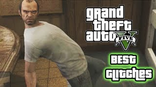 getlinkyoutube.com-GTA 5 - GLITCHES/EXPLOITS - (GTA V - Funny Moments #4) - *NO SPOILERS*