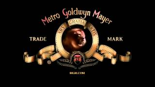 Metro Goldwyn Mayer LIONS 1921 2008 HD