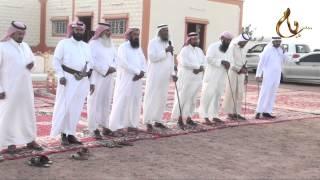 getlinkyoutube.com-زامل ترحيبي من قبيلة ال عازب في حفل زواج الاستاذ محمد ناصر شداد ال فطيح