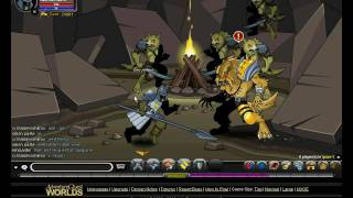 AQW How to get rank 6 in lycan