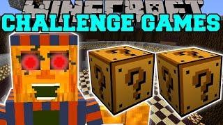 getlinkyoutube.com-Minecraft: PHANTOM BALLOON BOY CHALLENGE GAMES - Lucky Block Mod - Modded Mini-Game