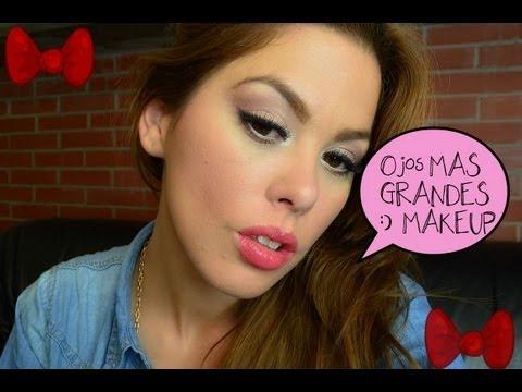 Maquillaje para agrandar tus ojos!! - Mon =)