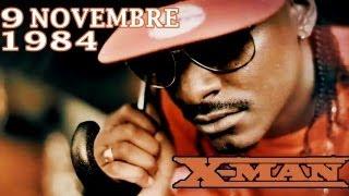 X-man - 9 Novembre 84