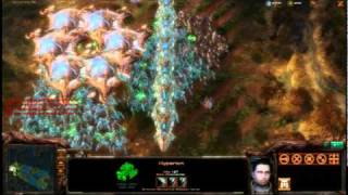 getlinkyoutube.com-Starcraft 2 Hyperion Devastation
