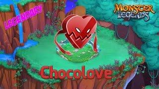 getlinkyoutube.com-Monster Legends - How To Get Chocolove (Legendary) + Combat