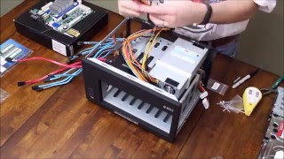 Brian's DIY NAS: 2016 Edition Assembly Time Lapse